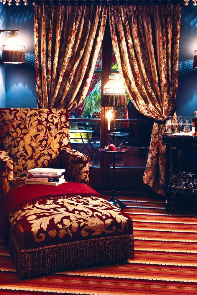 Hotel Bourg Tibourg, Paris.
