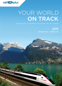Rail Europe Your World on Track