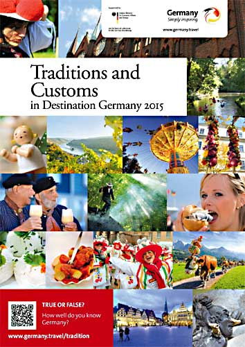 Traditions and Customs Germany 2015