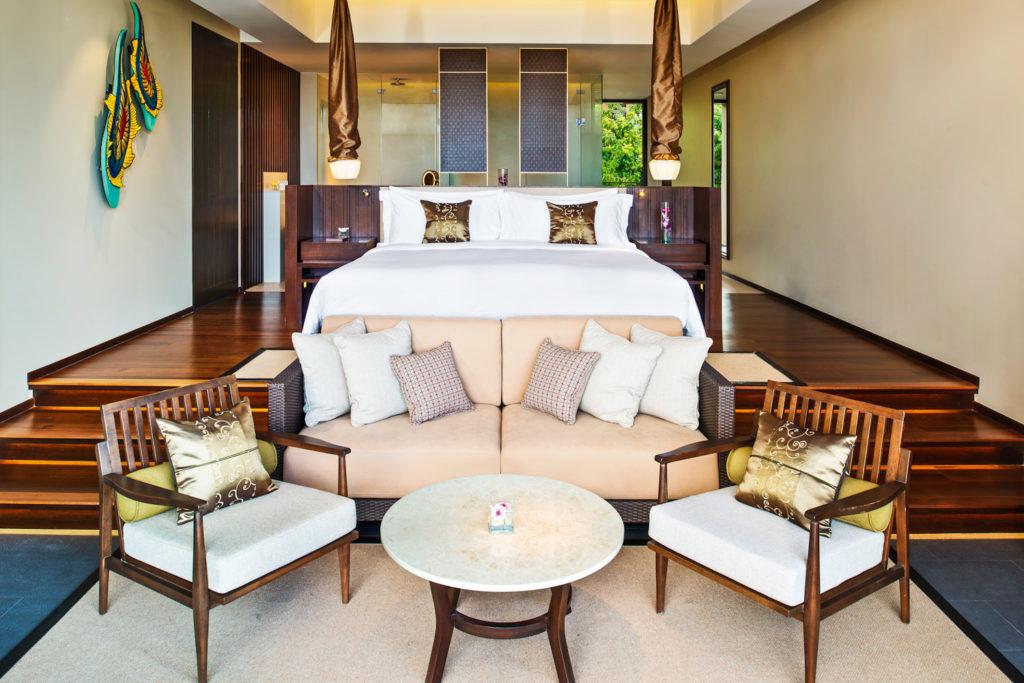 Deluxe Pool Suite at Vana Belle, Koh Samui.