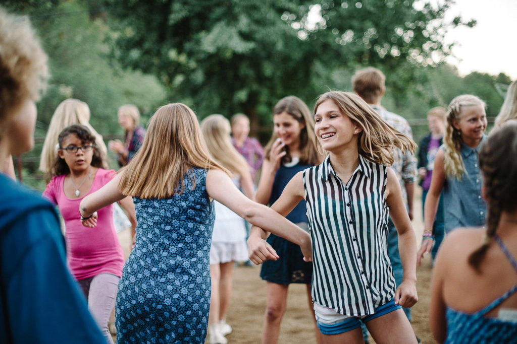 Friendships between staff and kids alike at summer camp are lifelong bonds.