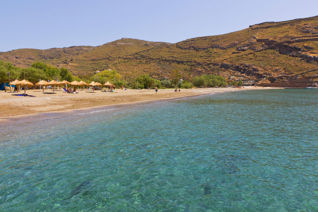 Kea island, Greece.