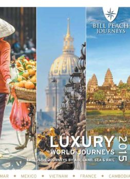 Bill Peach Luxury World Journeys