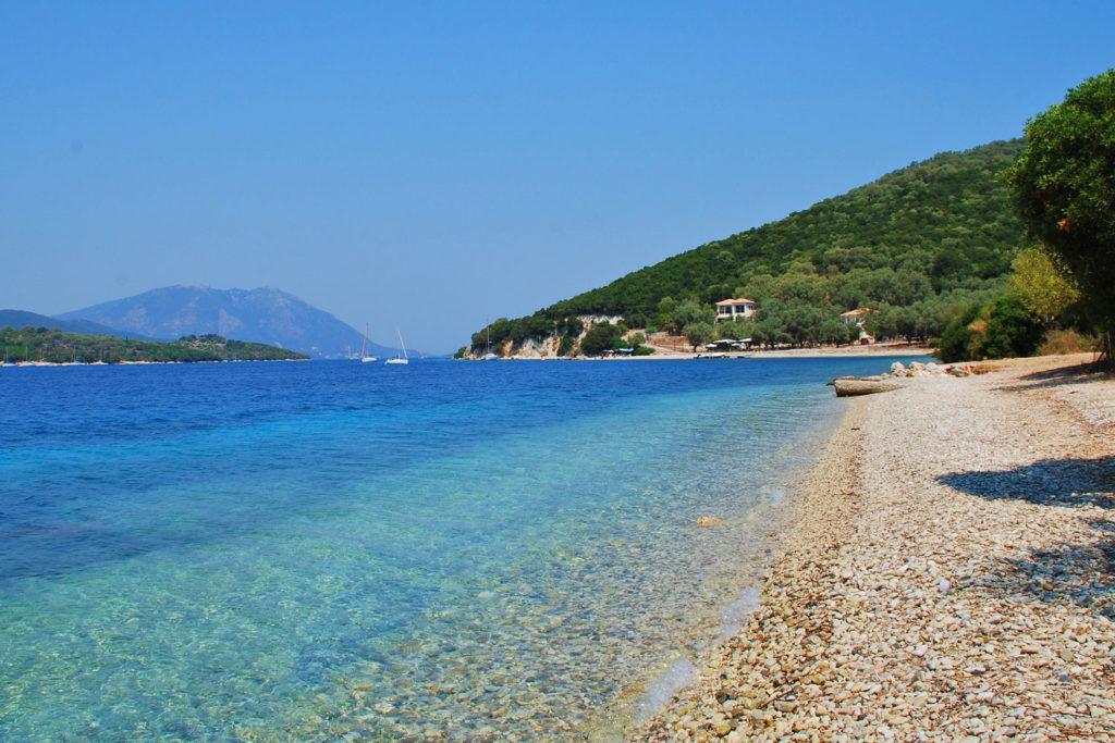 Meganissi island, Greece.