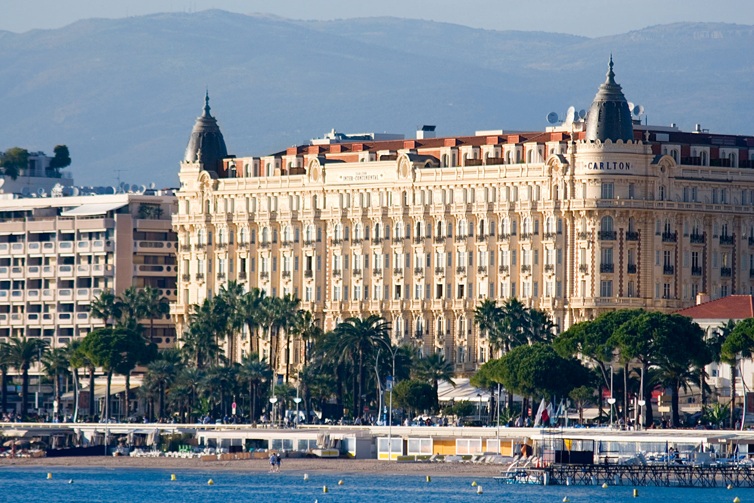 Cannes in 30 seconds international traveller for Hotels cannes