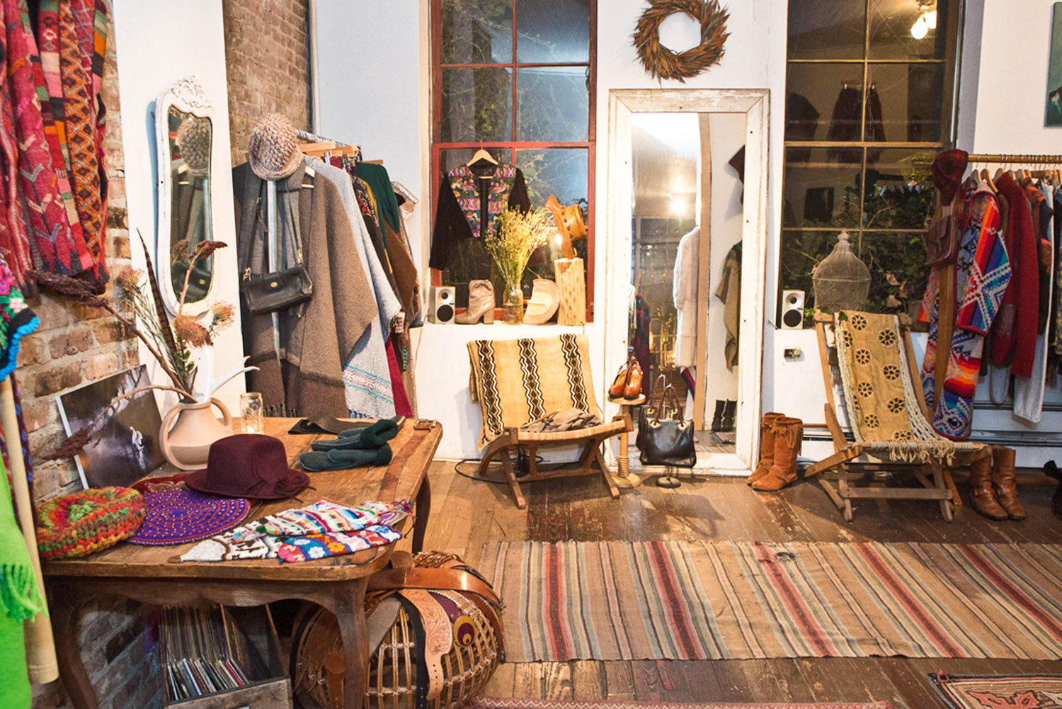 Shopping Secrets From New York Vintage Fashion Bloggers