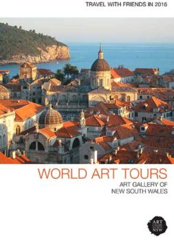 World Art Tours 2015