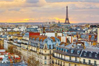 Paris was voted best city break destination in IT's 2015 Readers' Choice Awards.