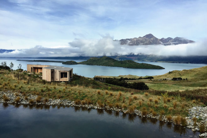 Aro Ha Wellness Retreat, New Zealand.