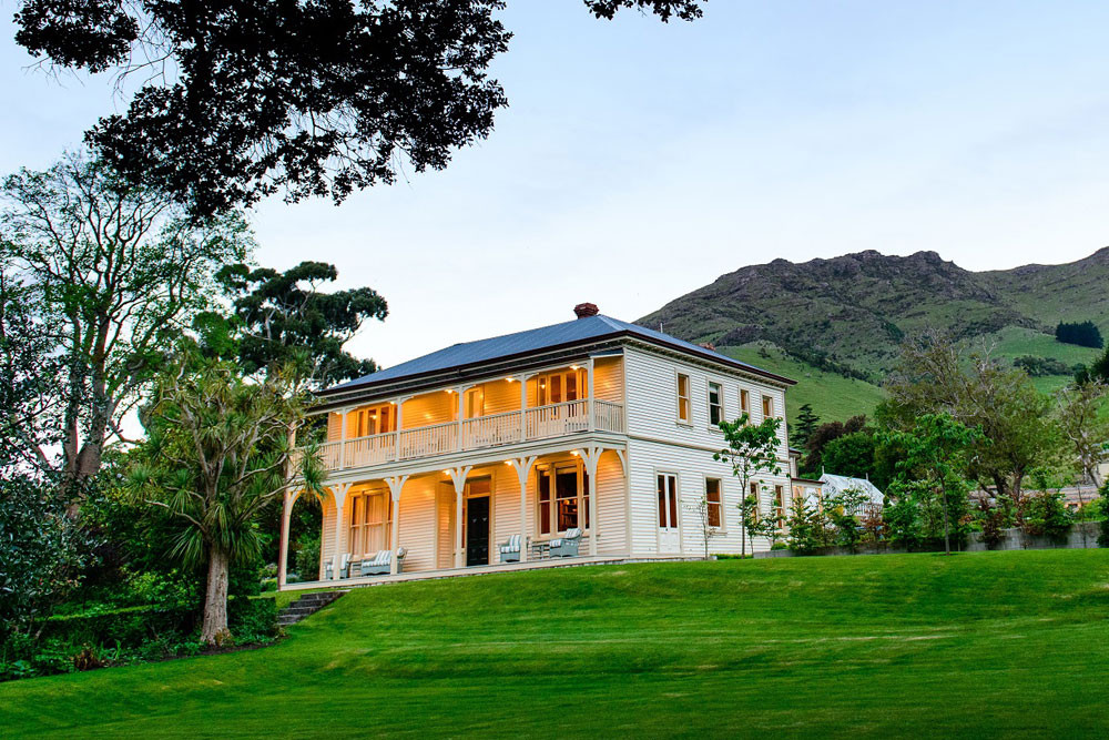 Annandale Homestead, New Zealand