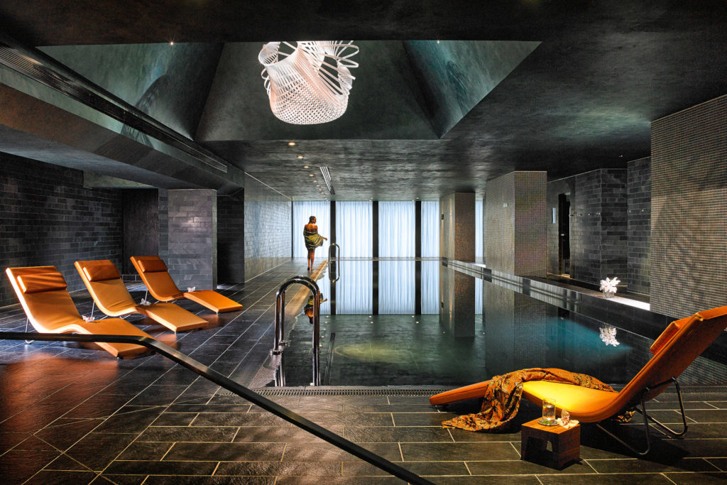 The Marker Hotel's Wellness Centre.