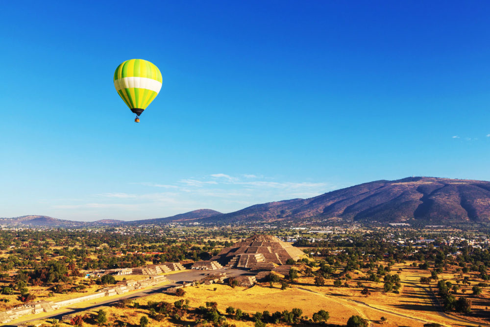 Five Ultimate Hot Air Balloon Experiences International