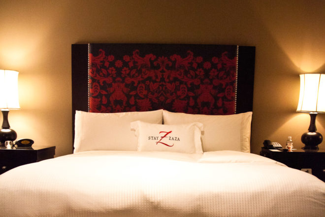 Hotel ZaZa in Houston, Texas.