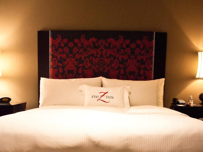 Hotel ZaZa in Houston, Texas.