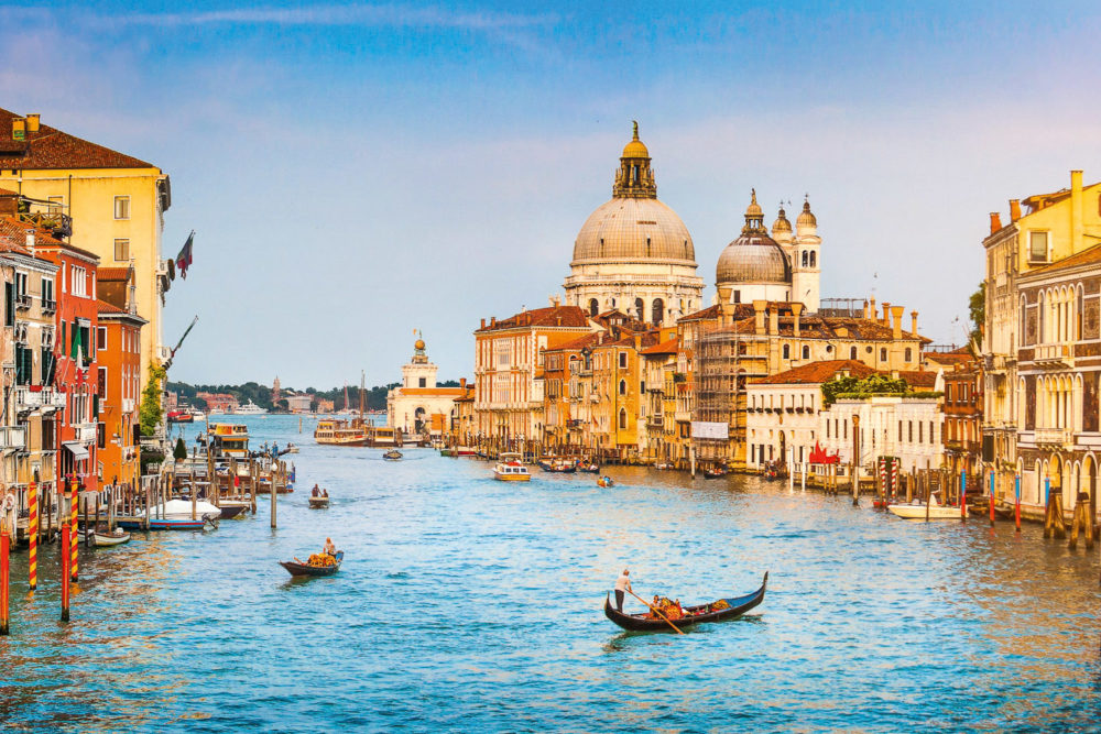Venice, Italy.