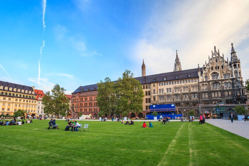 Munich in Germany.