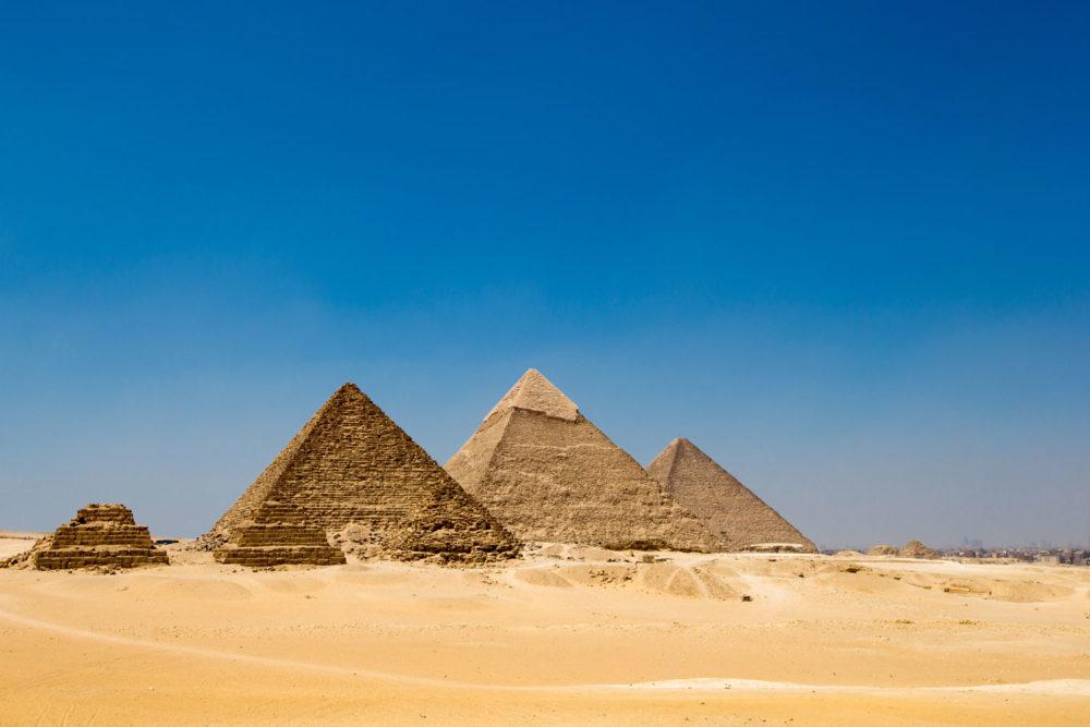 Cairo in Egypt.