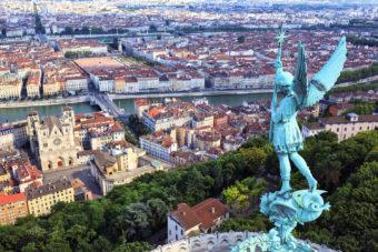 Lyon, France.