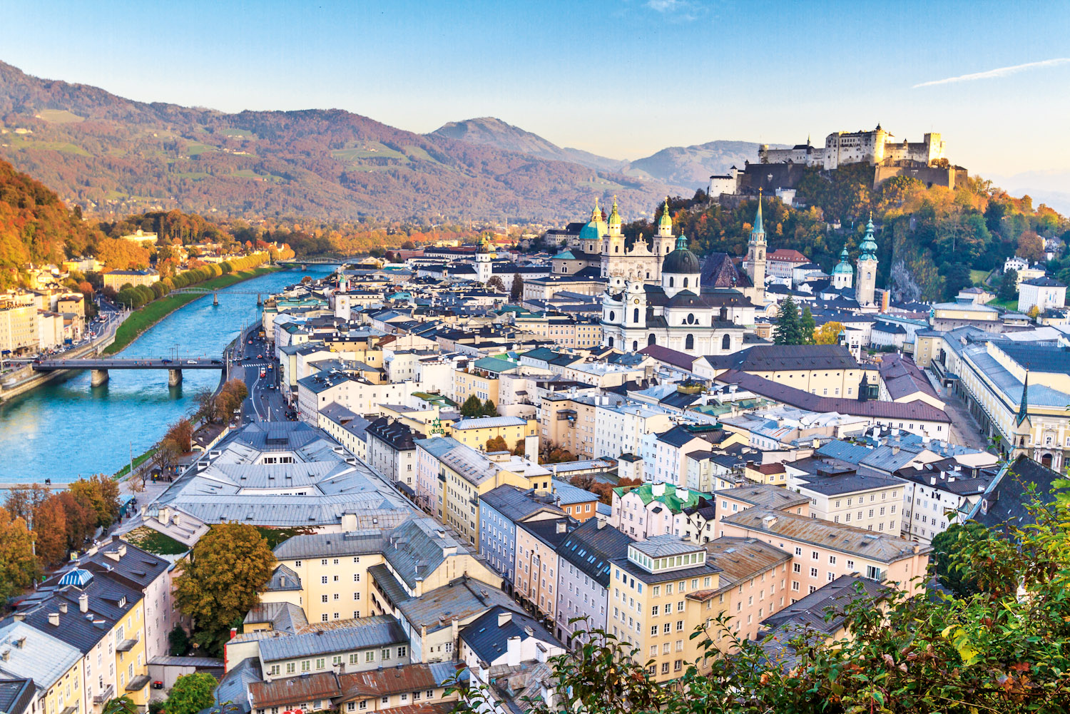 Best Hotels In Salzburg
