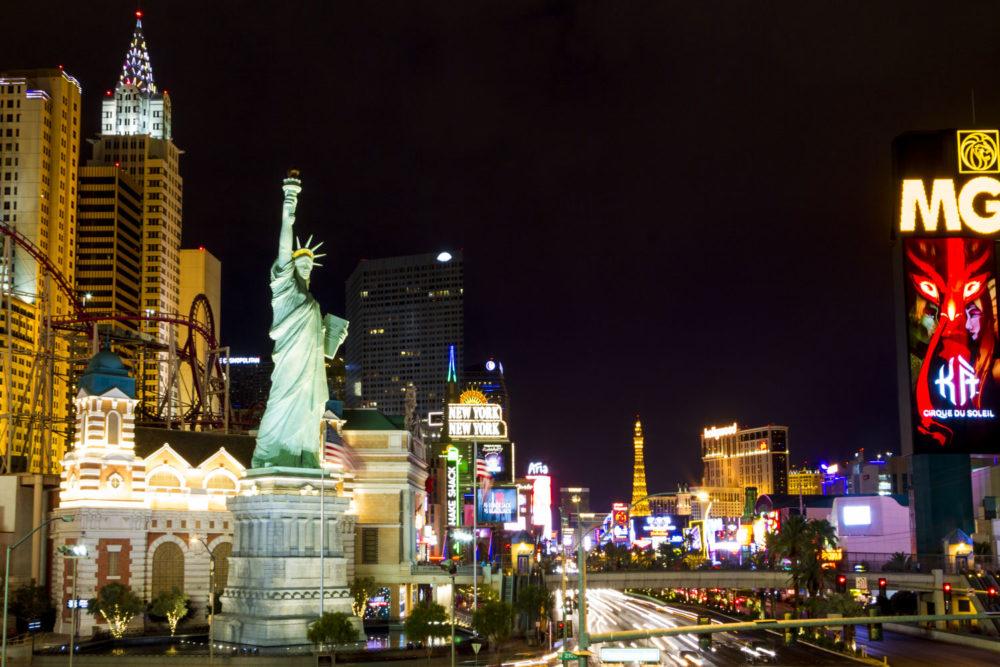 Las Vegas, USA.