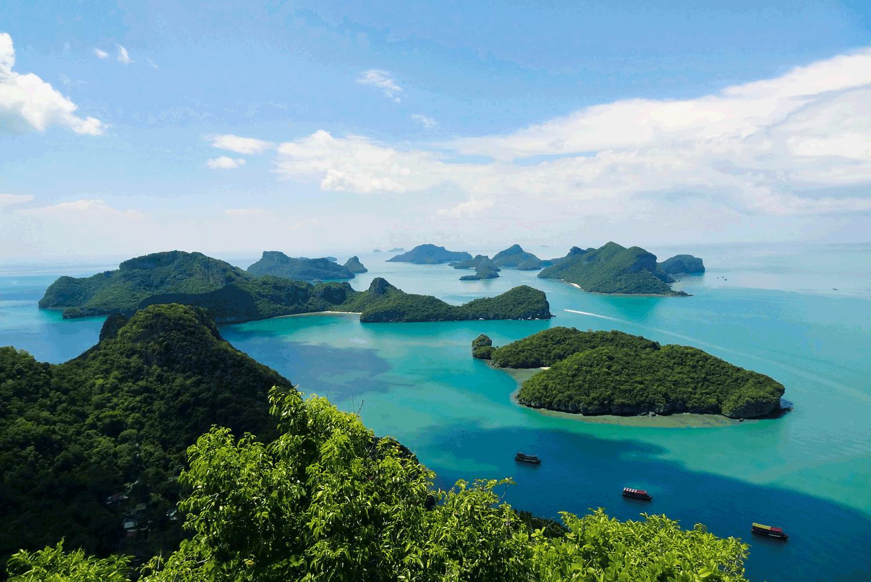 Your Shot Winner Mu Ko Ang Thong National Park Thailand International Traveller