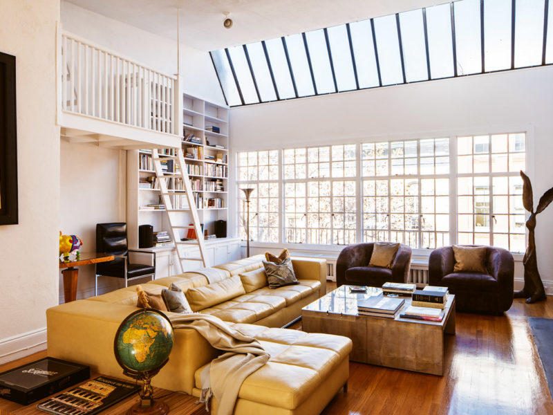 OneFineStay property, Perry Street Townhouse in West Village, NYC.