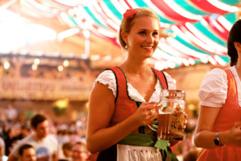 Berlin International Beer Fest, Germany.