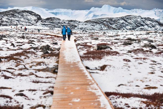 A very Northwest walk