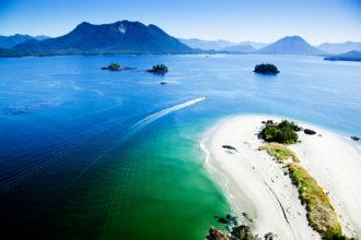 Clayoquot Sound, Vancouver Island, British Columbia