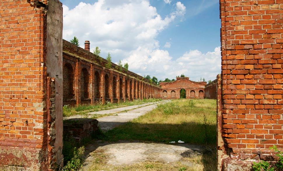 Karosta Prison Hostel, Latvia