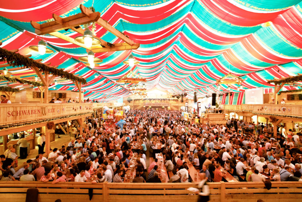 Munich Fruehlingsfest, Germany.