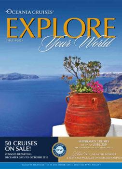 Oceania Cruises 2016