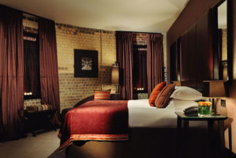 Malmaison Oxford Castle in Oxford, England: