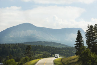 Yukon's open road