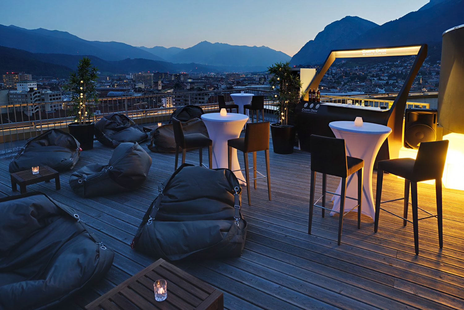 The best boutique hotels in innsbruck and the arlberg for Hotel design tirol