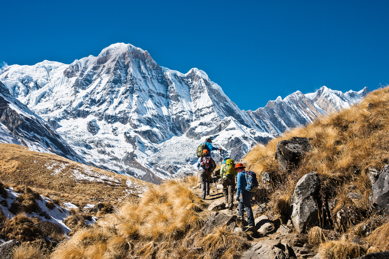 Annapurna Circuit, Nepal.