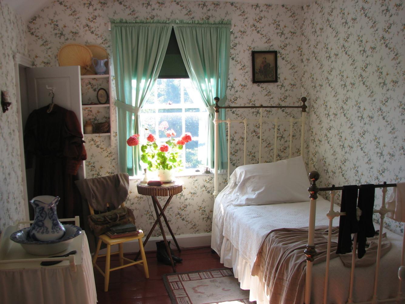 anne of green gables bedroom | memsaheb