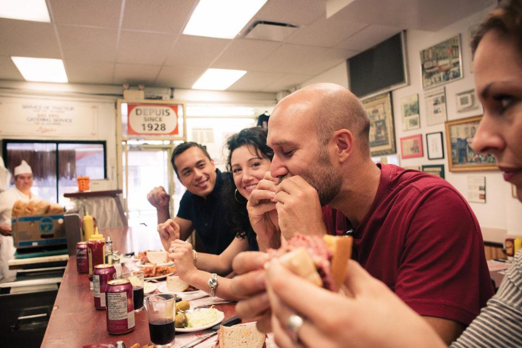 Happy eaters