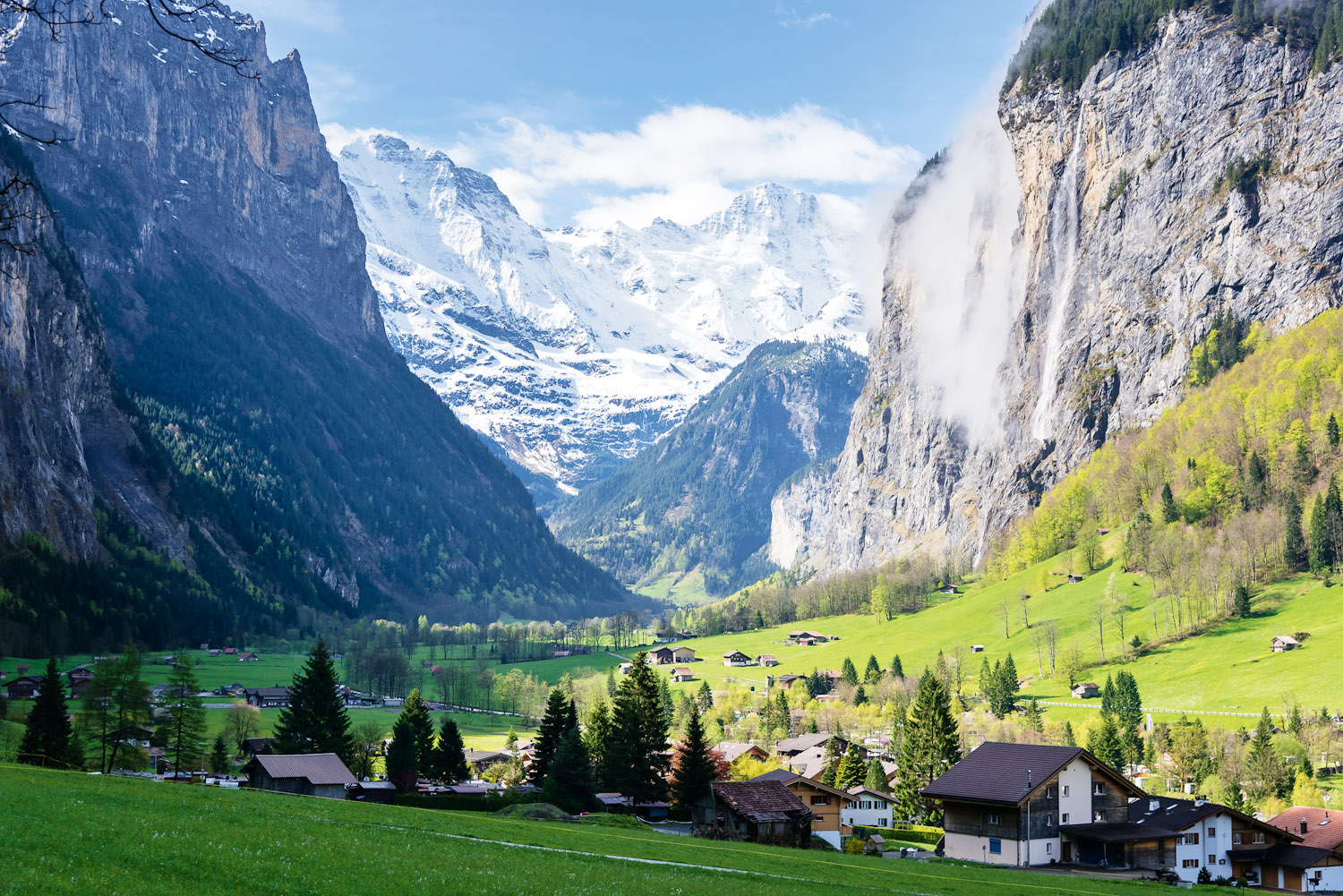 the ultimate road trip through the swiss alps - international traveller