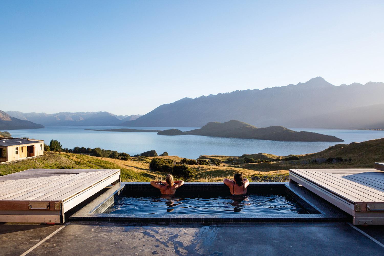 Aro Ha Wellness Retreat in New Zealand