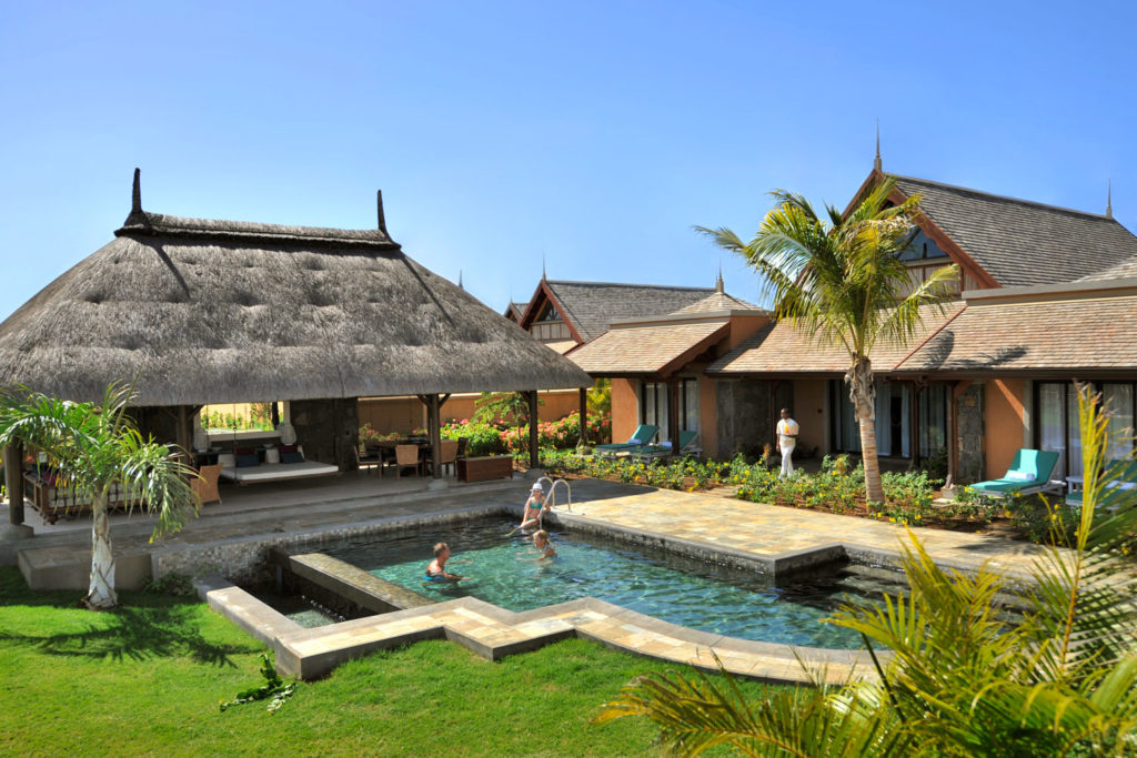 Two Bedroom Villa at Club Med Albion Villas in Mauritius