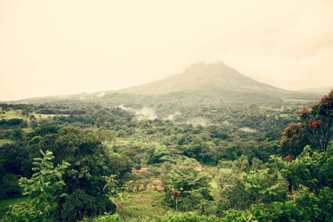 Costa Rican wilderness