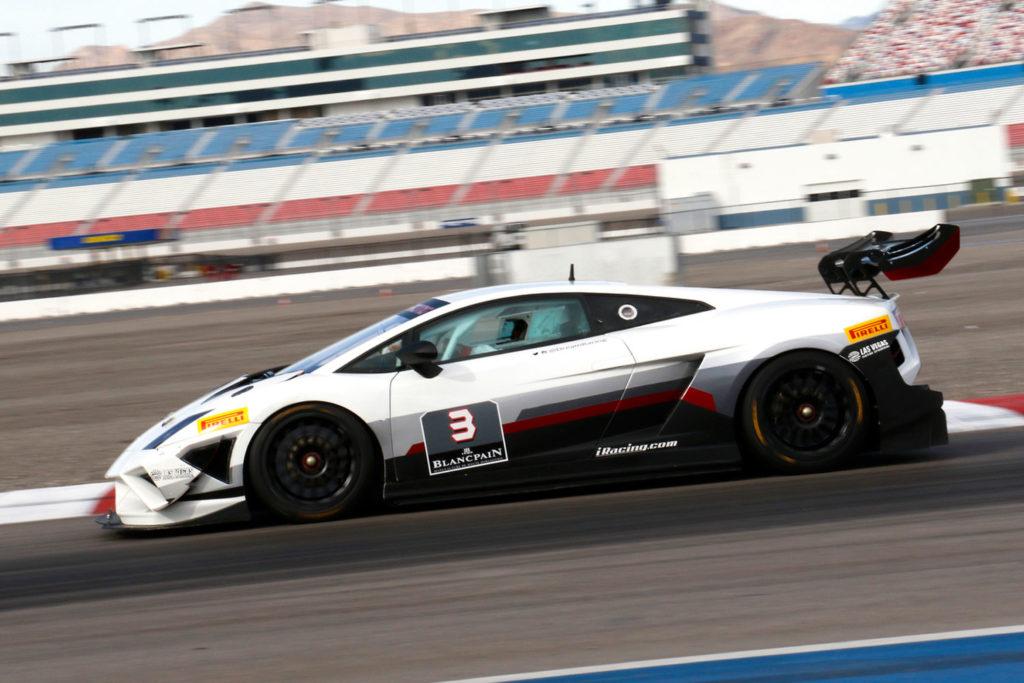 Las Vegas Motor Speedway.