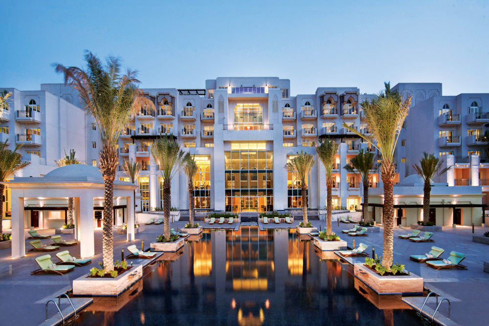 Middle east accommodation international traveller - Hotels in abu dhabi with swimming pool ...