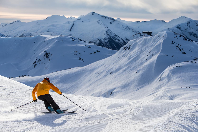 The Ultimate Whistler Ski Guide International Traveller