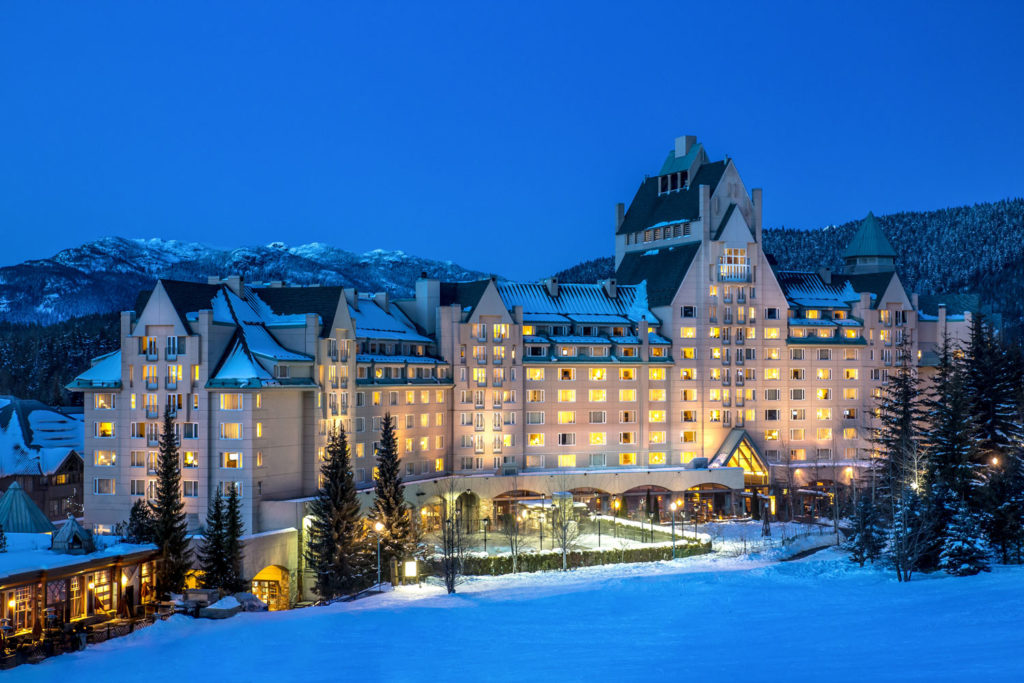 Fairmont Chateau Whistler in Whistler, British Columbia