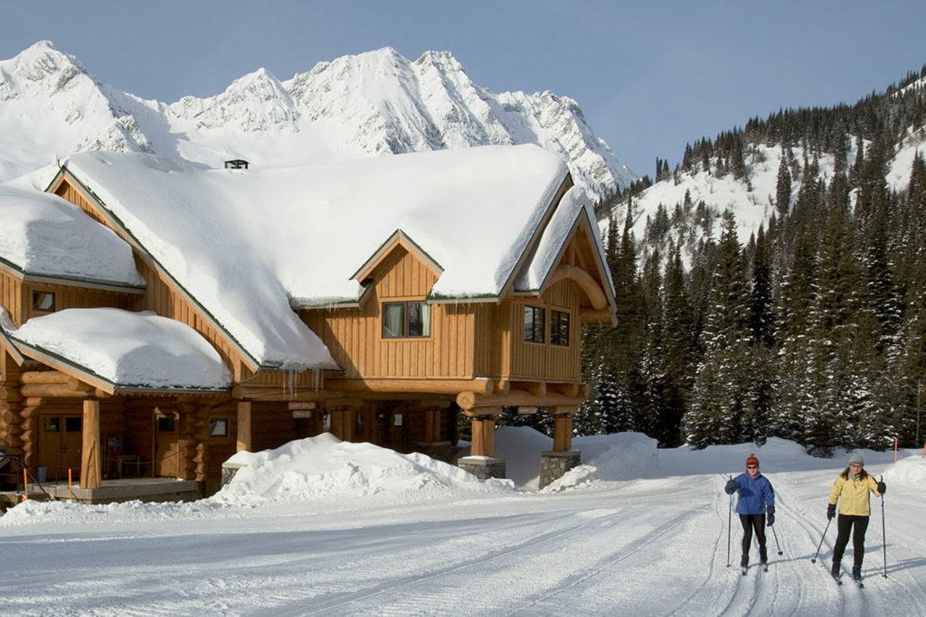 Island Lake Lodge in Fernie, British Columbia