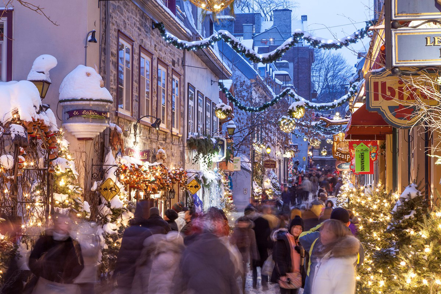 How To Have The Best White Christmas In Canada