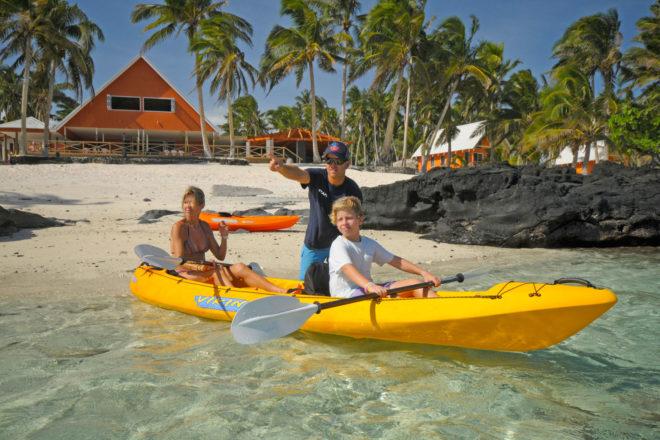 Sa'Moana Resort in Samoa.