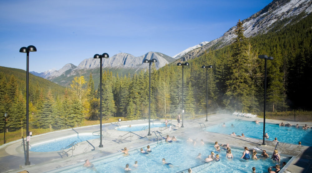 Canadian Rockies Hot Springs